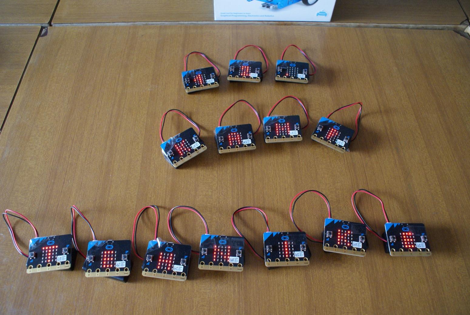 Robotika (micro-bit)